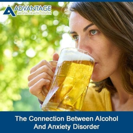 The Connection Between Alcohol and Anxiety Disorder