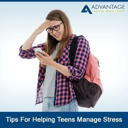 Tips For Helping Teens Manage Stress