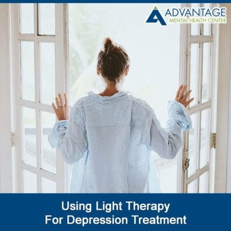 Using Light Therapy For Depression Treatment