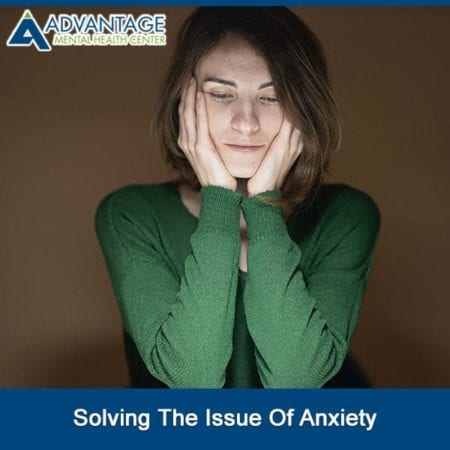 Solving The Issue Of Anxiety