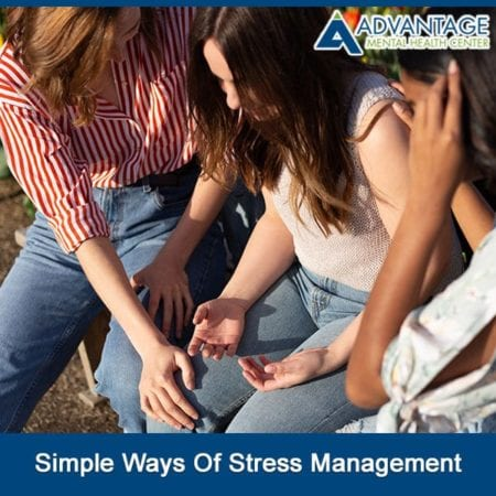 Simple Ways Of Stress Management