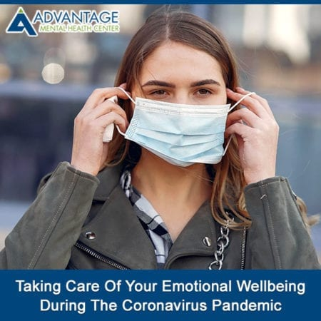 Taking Care Of Your Emotional Wellbeing During The Coronavirus Pandemic