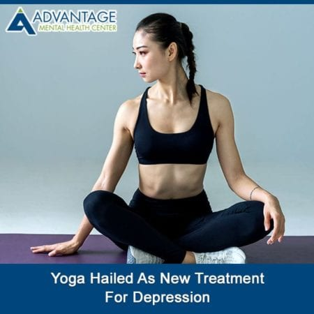 Yoga Hailed As New Treatment For Depression