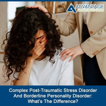 Complex Post-Traumatic Stress Disorder And Borderline Personality Disorder: What's The Difference?