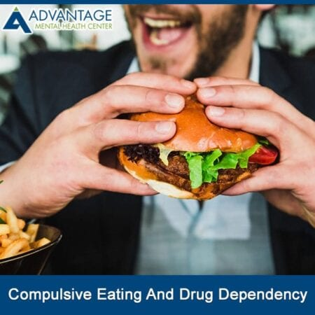 Compulsive Eating And Drug Dependency