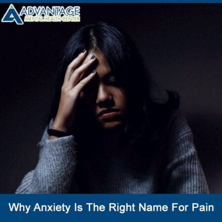Why Anxiety Is The Right Name For Pain