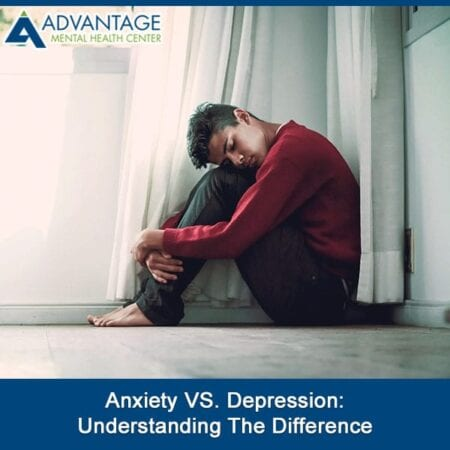 Anxiety VS. Depression: Understanding The Difference